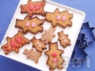 Рецепта Медени сладки с канела и орехи